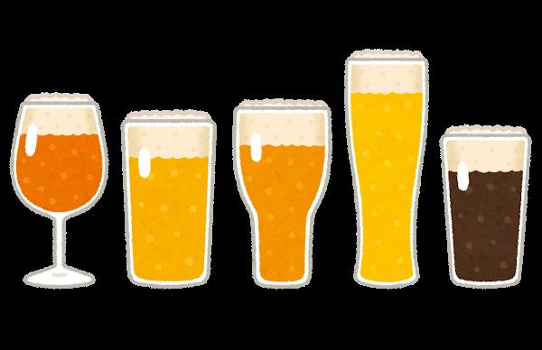 利きビール対決ゲーム